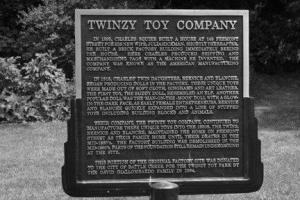 Twinzy Plaque
